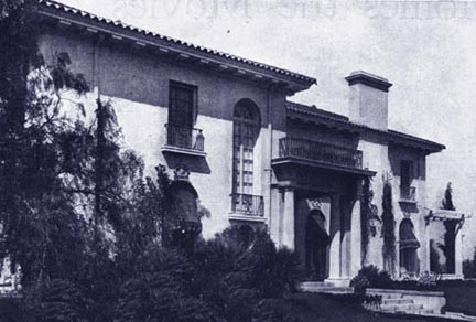Cecil Demille House