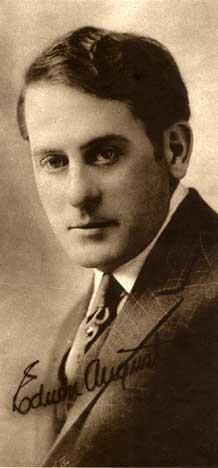 Edwin August Net Worth